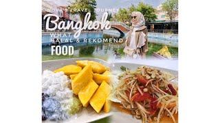 Makanan Halal di Bangkok (rekomended)