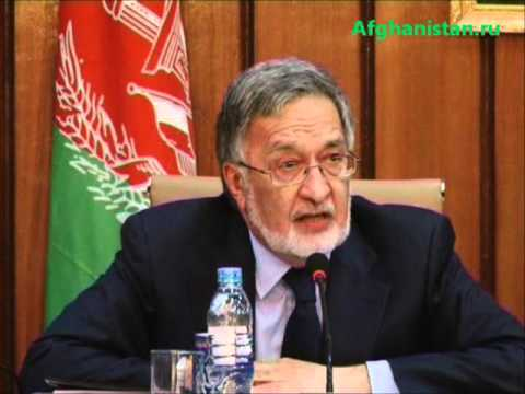 Visit of Minister of foreign Affairs of Afghanistan in Mazar-I-Sharif