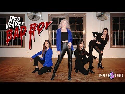 BAD BOY - RED VELVET | P4pero Dance Cover