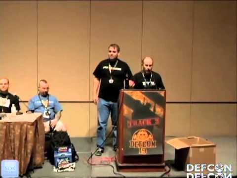 DEF CON 19 - Panel - Network Security Podcast