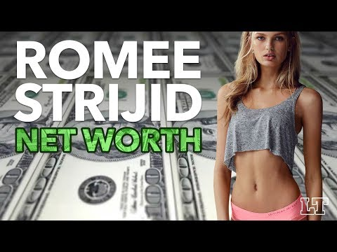 Romee Strijd Net Worth 2017: How Much Does Romee Strijd Make?
