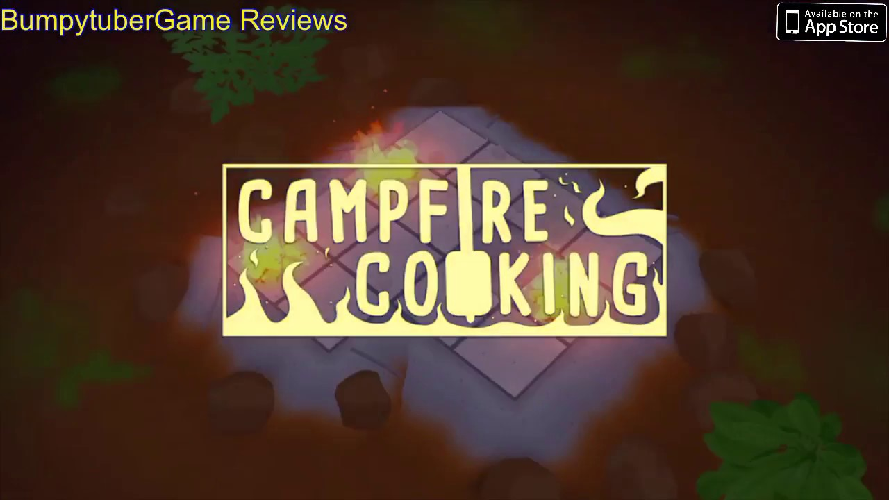 Campfire Cooking game memasak