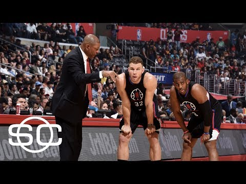 Blake Griffin And Chris Paul Opt Out Of Contracts | SportsCenter | ESPN