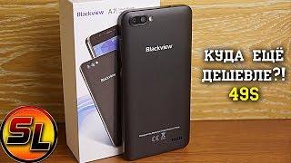 blackview A7 полный обзор ультрабюджетника с ценником до 50! review