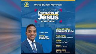 USM Chapel Weekend | Monday Chapel | Northern Caribbean University