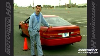 Test Drive: 1989 Ford Probe