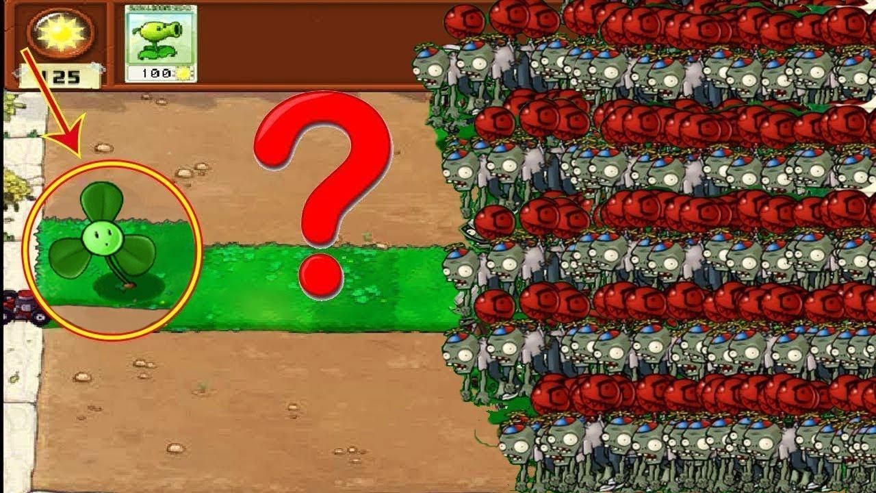 1 Blover vs 999 Balloon Zombies vs 999 Gargantuar | Plants vs Zombies Hack