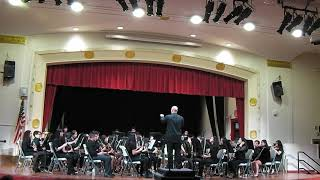 Highlights from Fiddler On The Roof / David A. Boody Symphonic Band Spr.2019
