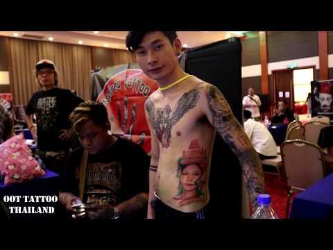 Melaka Tattoo Expo 2017  Malaysia งานประกวดรอยสักที่ รัฐ มะละกา ประเทศมาเลเซีย