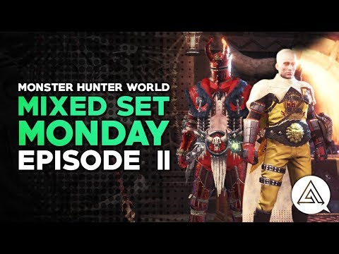 Mixed Set Monday #11 | Infinite Sharpness, One Punch Man Cosplay & More!