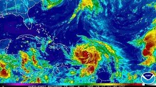 Furacão Maria segue pelo Caribe com categoria 5