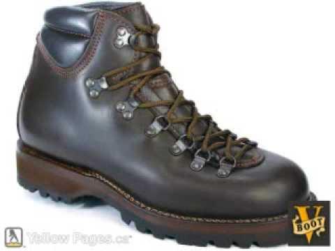 Viberg Boot Mfg Ltd - Victoria