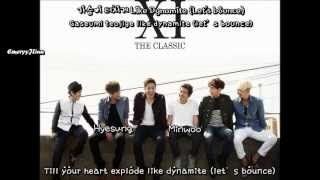 Shinhwa - Scarface [English subs + Romanization + Hangul]