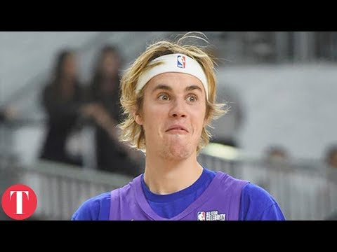 You Won't Believe What Justin Bieber Did At The NBA Celebrity All Star Game