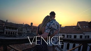 Following Lois Around Venice