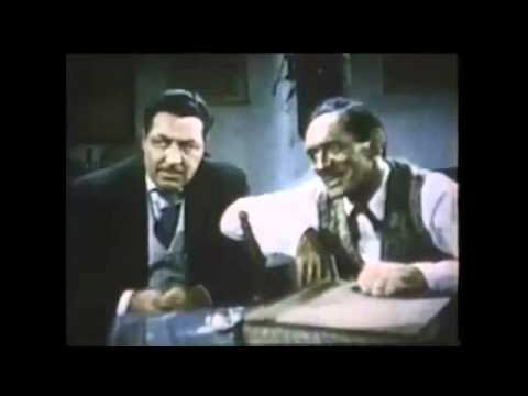 1952 THE BLACK LASH LASH LARUE WESTERN TRAILER