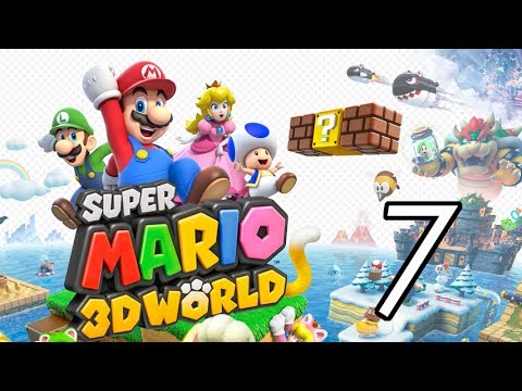 Let's Play Super Mario 3D World [7] Double whee