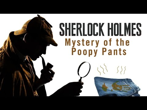 THE MYSTERY OF THE POOPY PANTS - Sherlock Holmes: The Devil's Daughter Gameplay