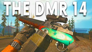 The DMR 14 Is A Big Problem In Warzone | Warzone Solos