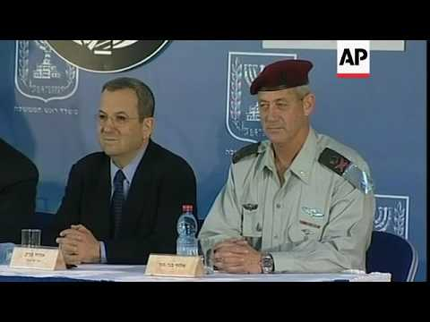 Lt. Gen. Benny Gantz to run in Israeli elections