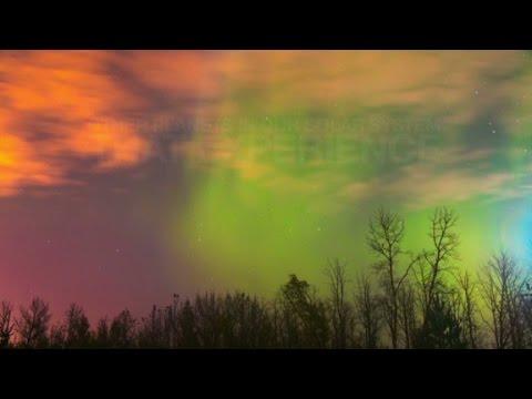 Aurora borealis: Breathtaking views
