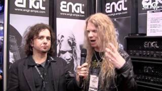 Engl-TV NAMM SHOW 2012 Jeff Loomis interview