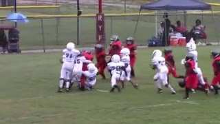 rockdale 8u team highlights 2015 season