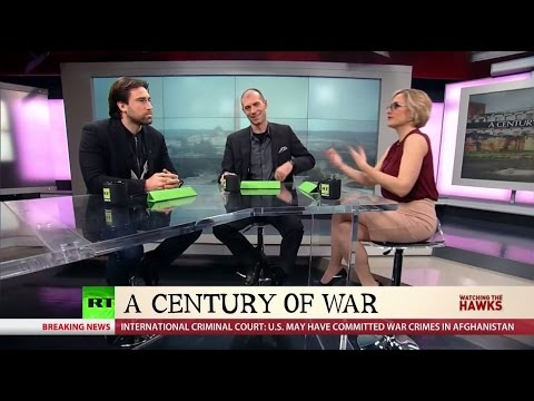"[360] On the Road to ""A Century of War"" w/ Sean Stone"