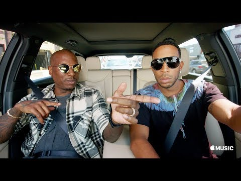 Carpool Karaoke: The Series — Tyrese Gibson & Ludacris — Apple Music HD