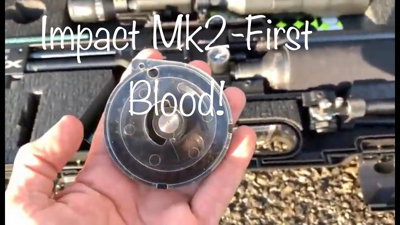 #5 FX Impact MK2 First Blood-New Swedish Model Is In Town