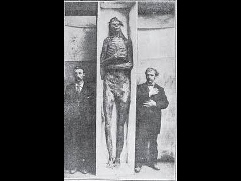 Photos of Ancient Nephilim Giants in North America. Real Evidence. Biblical Accounts Confirmed