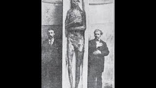 Photos of Ancient Nephilim Giants in North America