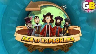 Age of Explorers (By van A&E Television Networks Mobile) iOS / Android Gameplay Video