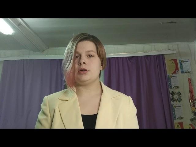 Изображение предпросмотра прочтения – ВарвараКаткова читает произведение «Ушел - не ем» М.И.Цветаевой