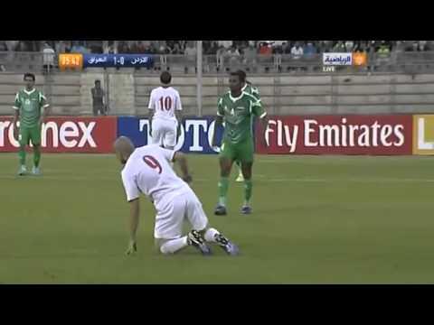 Jordan vs Iraq - 2014 FIFA World Cup qualification - AFC 4th Round