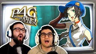 【 PERSONA 4 GOLDEN 】 RISE BOSS FIGHT?!   BLIND Gameplay Walkthrough   Part 22