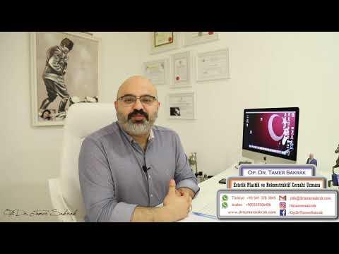Op. Dr. Tamer Şakrak | İdeal burun şekli nedir?