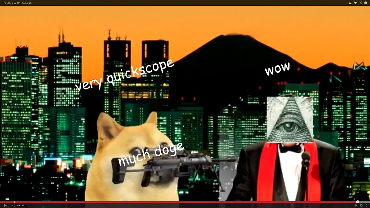 call of doge wallpaper - photo #16