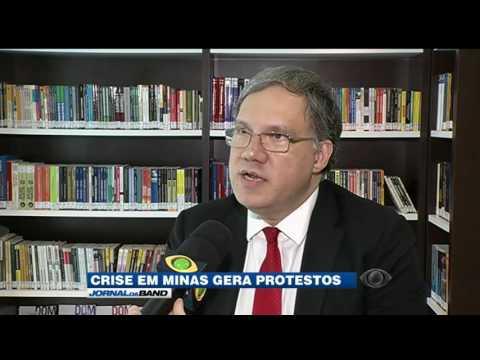 Minas Gerais entra em crise: rombo de $ 100 bilhões