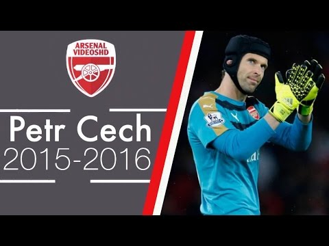 Petr Cech - The Missing Piece - 2015-16