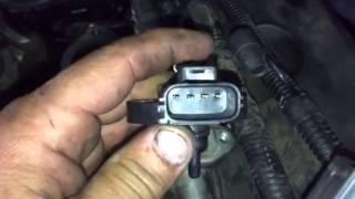 P0193 Ford EXPLORER  Bad Fuel Pressure Sensor