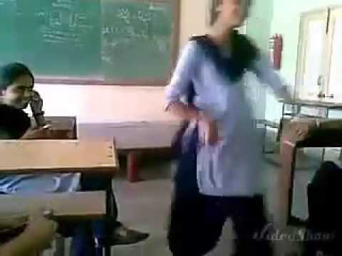 College hudgi Dance in watch