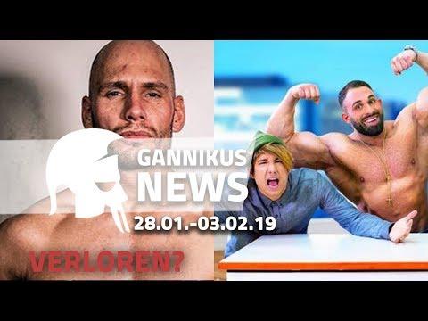 News - Flying Uwes MMA Debüt, Kevin Wolter im Mainstream mit Julien Bam, uvm.