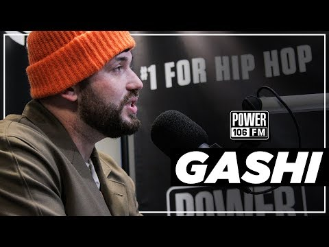 GASHI On Jay-Z Throwing Away His Mixtape, Signing To ROC Nation, Cali Xmas, And More!