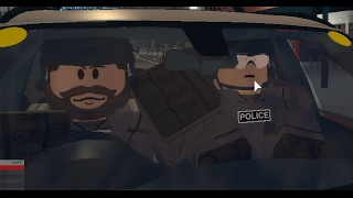 [Roblox City of London] Uk Policing the British way. SCO19 ARV patrol!