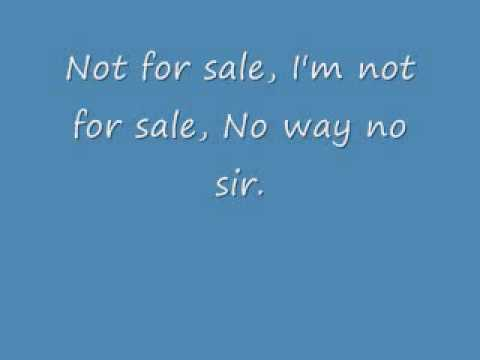Michael Combs Not for Sale with lyrics