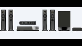 Unboxing : Sony BDV - N7200W 5.1 Home Theatre System