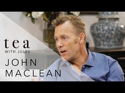 Tea with Jules with John Maclean