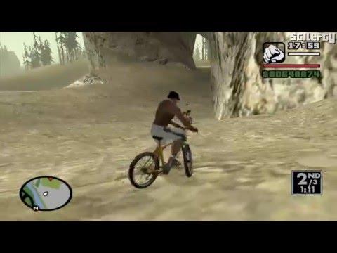 GTA San Andreas - Chiliad Challenge #3 - Cobra Run