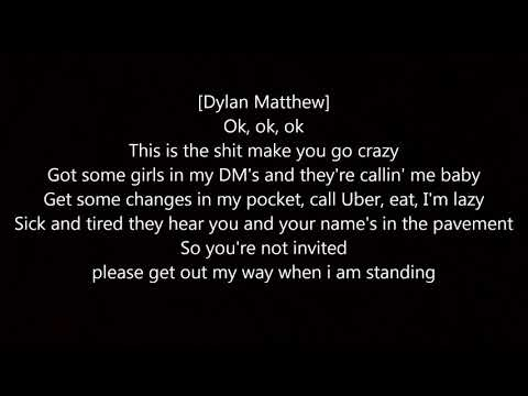 Tanner Fox - Hold Up (lyrics) feat. Dylan Matthew